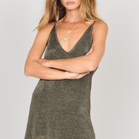 AMUSE SOCIETY - Ray Of Light Dress | Bronze