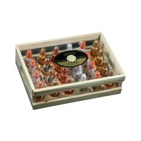 Liquor Filled Chocolate Bottles 24CT Crate