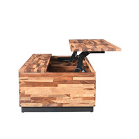 Woodlot Multi-Functional Coffee Table Desk