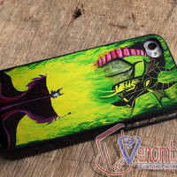 Maleficient's Anger Phone Case For iPhone 4/4s Cases, iPhone 5 Cases, iPhone 5S/5C Cases, iPhone 6 cases & Samsung Galaxy S2/S3/S4/S5 Cases from Venombite Phone Case