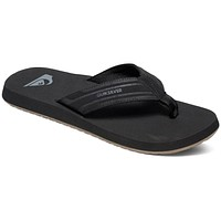 Quiksilver Monkey Wrench Sandals - Black