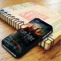 Harry Potter 7 Teaser Magic And The Deathly Hallows iPhone 5 Or 5S Case
