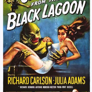 Creature from the Black Lagoon Movie Poster 24x36