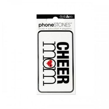 ONETOW Cheer Mom Phone Stones Sticker