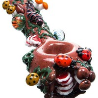Empire Glassworks Bug's Life Spoon Pipe