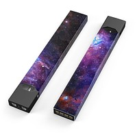 Skin Decal Kit for the Pax JUUL - Glowing Deep Space