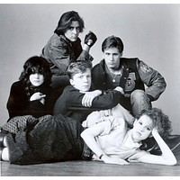 The Breakfast Club poster 24inx36in
