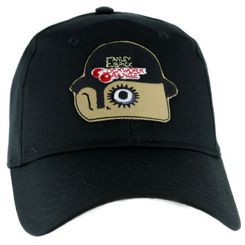 A Clockwork Orange Hat Baseball Cap Alternative Clothing Stanley Kubrick