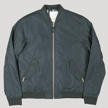 Elvine Bowie Jacket Dark Sea