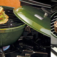 The Green Head - Minden Master - Range-Top Indoor Grill