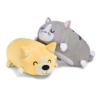 Cutesy Roll Pillow