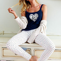 The Pillowtalk Legging PJ - Victoria's Secret