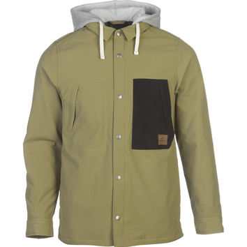 Vans Loreto Mountain Edition Jacket - Men's Olive Drab,