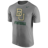 Nike Baylor Bears Football Legend Dri-FIT Performance Tee