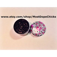 Hello Kitty Kawaii Grinder - 2""