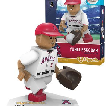 Los Angeles Angels of Anaheim YUNEL ESCOBAR Limited Edition OYO Minifigure