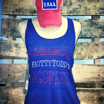 Judith March Hotty Toddy Tank