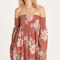 Billabong - Night Fox Dress | Ash Rose