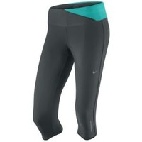 Nike Twisted Running Capri - Women's at Foot Locker