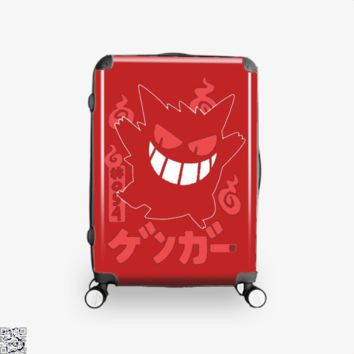 Gangar, Pokemon Suitcase