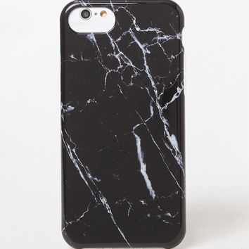 Recover Black Marble iPhone 6/6s/7 Case at PacSun.com