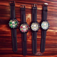 Hip-hop Style Sports Watch Gift - 504