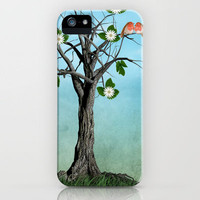 The Song of Spring iPhone Case by John Edwards Creative | Society6