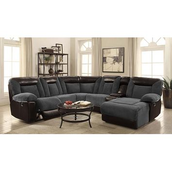 Cybel Collection Sectional by Coaster