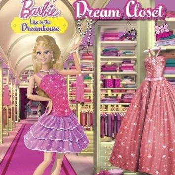 Dream Closet Barbie. Step into Reading