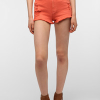 BDG High-Rise Cheeky Short - Orange