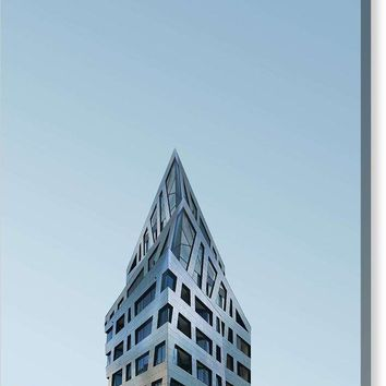 Urban Architecture - Berlin, Germany - Canvas Print