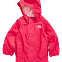 'Tailout' Hooded Rain Jacket (Toddler Girls & Little Girls)