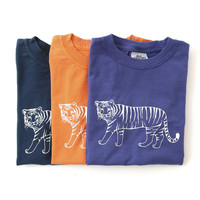 Tiger Short Sleeve Tee