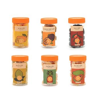 L'angfarm Langfarm High Quality Natural Organic Soft Dried Fruit Snack