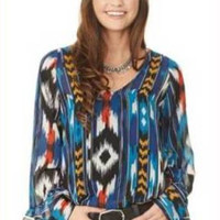 Allie Aztec Top