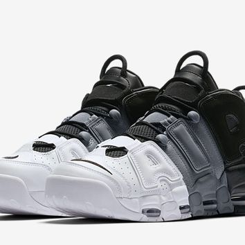 spbest Nike Air More Uptempo Tri-Color