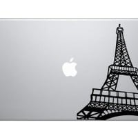 Eiffel Tower View From Bottom Paris Macbook Ipad Decal Skin Sticker Laptop