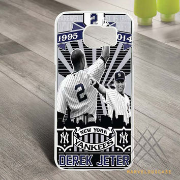Derek Jeter Custom case for Samsung Galaxy