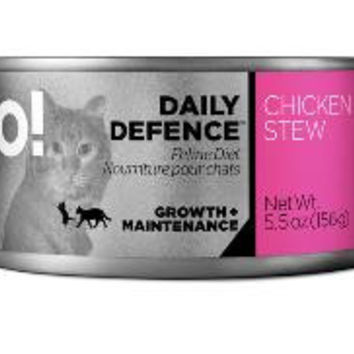 Petcurean GO! Daily Defence Chicken Stew for Cats (Case)