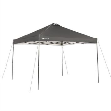 Ozark Trail Instant 10x10 Straight Leg Canopy with 4 Chairs Value Bundle - Walmart.com