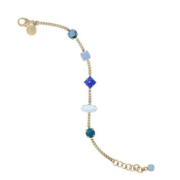 Harlow Bracelet in Blue