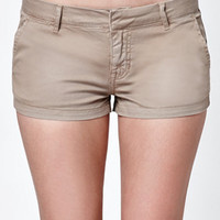 Bullhead Denim Co. Khaki Chino Shorts at PacSun.com