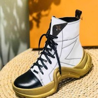 Louis Vuitton LV High-top Sneaker