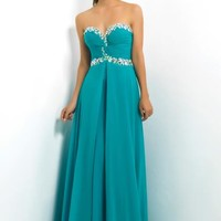 Blush 9763 at Prom Dress Shop