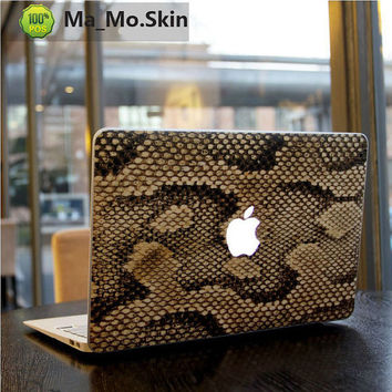 Serpentinite-Macbook Top Decal Macbook Decals Macbook Skin Macbook Stickers Macbook Cover for Apple Macbook Vinyl Macbook decal
