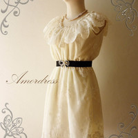 NEW ARRIVAL  Amor Dress Vintage Inspired Dutchess by Amordress