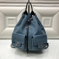 Double C Backpack #3214