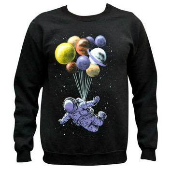 Space Travel Sweater