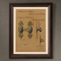 "Cerrojo (""Bolt/Latch"") 
