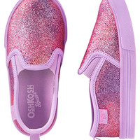 OshKosh Sparkle Slip-On Shoes